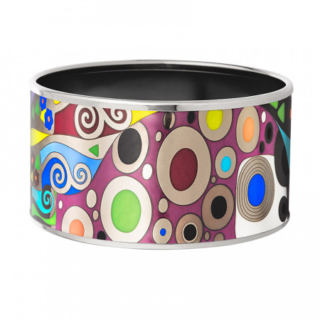 Bordered Bangle Diva