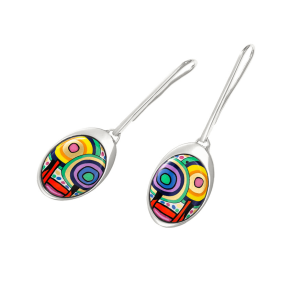 Earrings Waterdrops