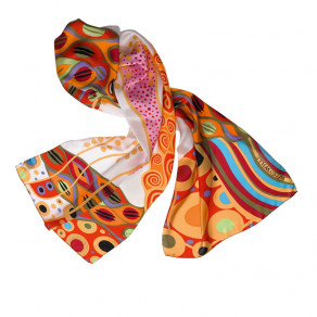 Silk Scarf Satin
