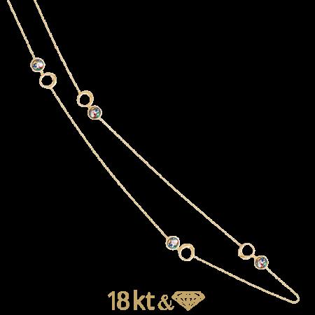 Halskette Aurora