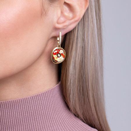 Ohrringe Luna Piccolissima mit Clip