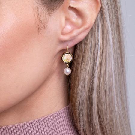 Ohrringe Marbella Pearls