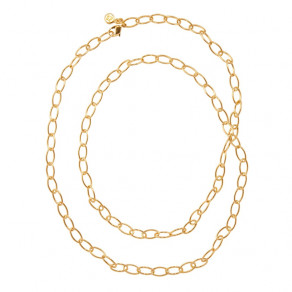 Anchor Chain Oval