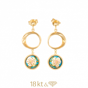 Earrings Aurora