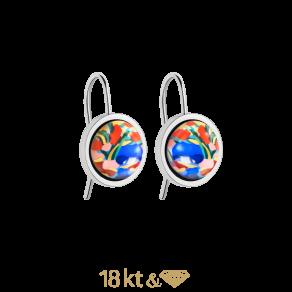 Earrings Cabochon Hanger