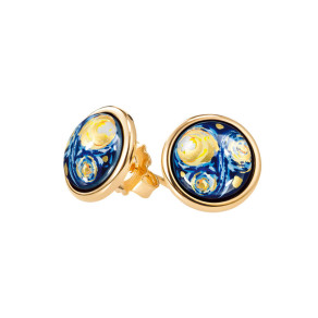 Earrings Cabochon