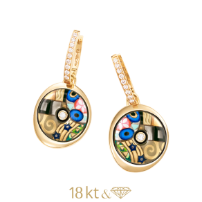 Earrings Luna Piccolissima Clips