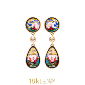 Earrings Saint Tropez Diamond Drops