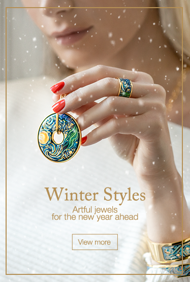 Winter Styles. Navigate to Collection Vincent van Gogh.
