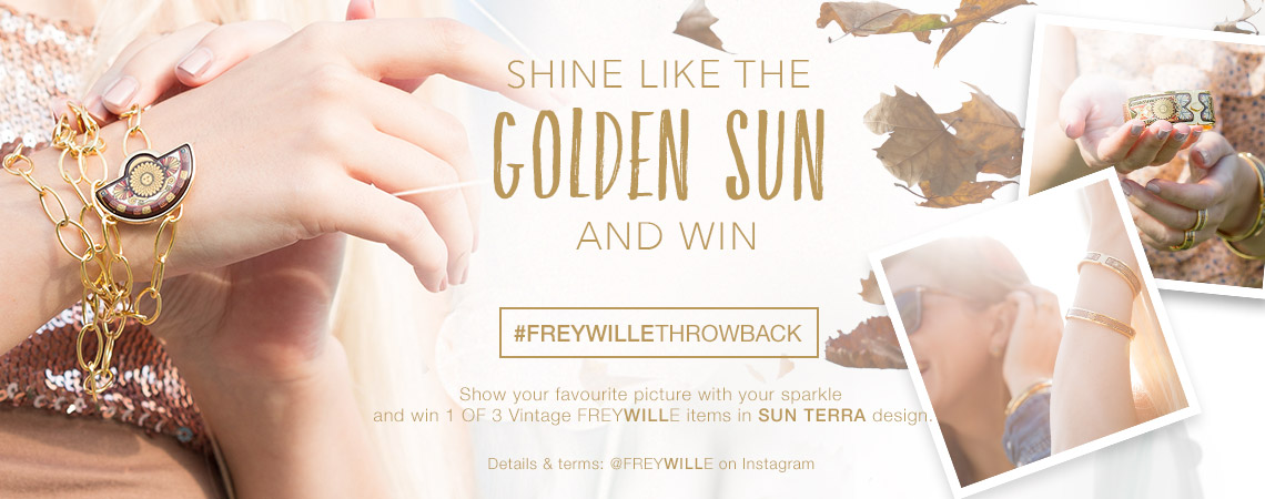 FREYWILLE - vintage week - instagram contest