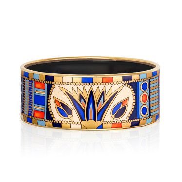 Pharaonic Egypt Bordered Bangle Donna