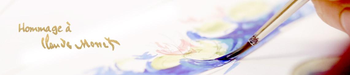 Hommage á Claude Monet