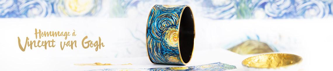 Hommage à Vincent van Gogh - Diva Bracelet