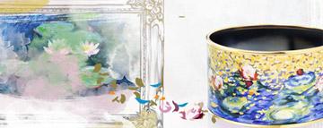Hommage à Claude Monet