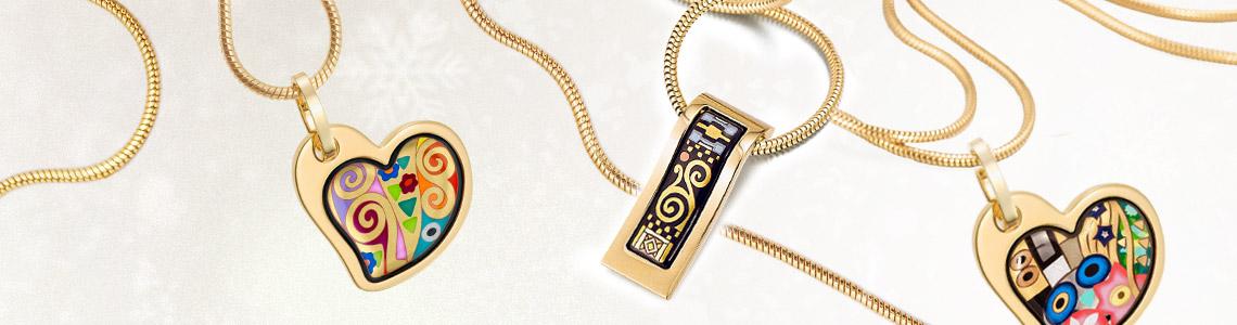 FREYWILLE Pendants - Finest Enamel Jewellery